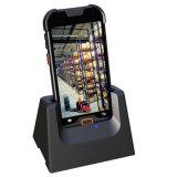 Terminal Handheld industrial áspero de Smartphone IP68 com o coletor de dados do varredor de código de Qr do código de barras 1/2D