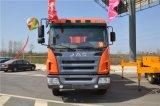 신제품 폐기물처분 트럭 JAC 쓰레기 쓰레기 압축 분쇄기 트럭