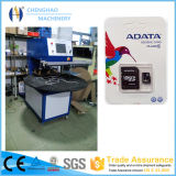 CH-3280 Petite machine automatique Micro SD Card Blister Pack / Blister Sealing Machine