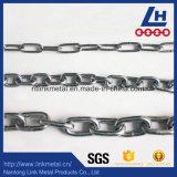 SUS304 de Japanse Norm van de Keten van de Link van het roestvrij staal