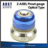 高精度のZ軸セッターのプリセットゲージの光学タイプ