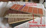 Металлическая панель украшения PU