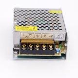 fonte de alimentação do interruptor de 5V 5A 25W para a tela de indicador do diodo emissor de luz