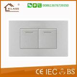 6 pinos de parede elétrica cerâmica eletrônica Ethernet Tailândia tipo soquete