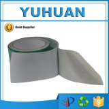 Bande bleue/verte de réparation de bâche de protection de polyéthylène