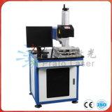 CO2 30W Laser-Markierungs-Maschine für Strichkode-Verfalldatum nicht am Metall