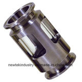 衛生三クローバーのコンパクトのサイトグラスのステンレス鋼316L