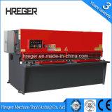 Van QC12k Machine de Om metaal te snijden van het 8X3200- Blad, CNC Scherende Machine, Hydraulische Scherende Machine met Dac360