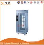 Machine en acier inoxydable haute qualité Shawarma / Rotsserie électrique de poulet