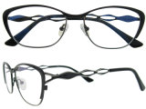 Рама из нержавеющей стали стекло последние очки рамы моды очки