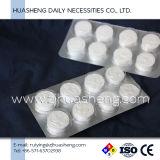 La Tableta comprimido toallas, biodegradables, al paquete de aluminio