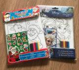 Conjunto de colorante del festival para los niños
