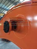 日立セリウム公認のZx870 21.5m重いHuty掘削機の販売の長い範囲のブームそして棒