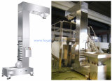 Z Type Bucket Elevator Conveyor for Food