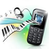 普及した小さい携帯電話E1200の1.52inchスクリーンの携帯電話