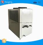 Air réfrigérant de réfrigérateur de glycol de basse température de Copeland -10degree R404A refroidi