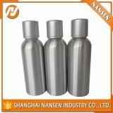 Frasco de alumínio vazio de alumínio da bebida do frasco de vinho de China 100ml 750ml com o tampão de parafuso de alumínio