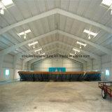 Construction d'acier préfabriquée Bâtiment d'église industrielle
