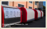 Omfloersen de Mobiele Mobiele Karren van het Voedsel ys-Bf230e Yieson Kar