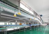 Convoyeur d'air d'animal familier/chaîne production de allaitement au biberon vides de boisson plastique