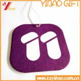 Die Geschenke bekanntmachen, die Papierauto-/LKW-Luft-Erfrischungsmittel mit kundenspezifischem Firmenzeichen (YB-f-005, hängen)