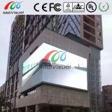 Affichage LED avant l'extérieur de l'entretien des signes pour la publicité