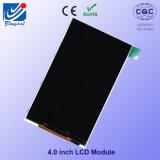 Индикация Intex 4.0inch 480*800 Tn TFT LCD