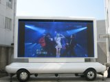 [ب10] [سمد] يعلن متحرّك شاحنة ومقطورة [لد] فيديو شاشة