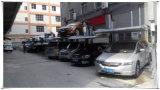 Due elevatore livellato idraulico di parcheggio dell'automobile dell'alberino 2 doppio