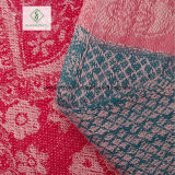 Nepal-Art 2017 wenig Acajoubaum-Jacquardwebstuhl-Schal-Form Pashmina Schal