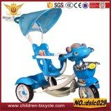 Трицикл младенца на 1-5 лет 4in1