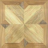 Azulejos de suelo de madera rústicos del modelo hermoso (VRR6D046 600X600m m)