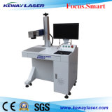 전화 덮개 섬유 Laser 표하기 기계