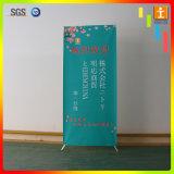 Campanha de publicidade X Shape Banner, K Banner de Exibição do Eixo