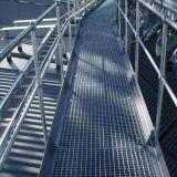Pfosten für Geländer mit Galvanisierung-Oberflächenbehandlung des heißen BADES