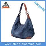 Grande sacchetto del messaggero delle donne di Crossbody della spalla del denim del Tote del Jean delle borse