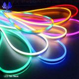 Conduit de lumière de Noël Flex néon LED RVB