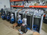 Elevatore automatico idraulico approvato del Ce doppio