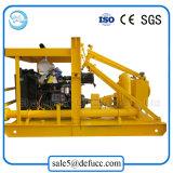 Pompe à eau souterraine centrifuge de transfert de moteur diesel d'aspiration de fin