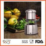 Ws-Pg013 Moinho de sal e pimenta de aço inoxidável / moinho de pimenta com finura ajustável
