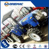 Marca Lutong 40CV Tractor Tractor agrícola con ruedas pequeñas LT404