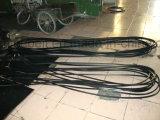 Rubber Wrapped V Belt & Cutting V Belt Made in China