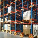 Véhicule automatisé de navette de palette pour l'entrepôt d'entreposage au froid