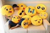 Cuscini farciti molli di Emoji della peluche