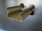 la forza idraulica 4kw ha galvanizzato la precedente macchina della rete fissa del rullo d'acciaio dell'alberino
