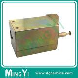 Caixa de ferro da parte de molde de alta qualidade com pé especial