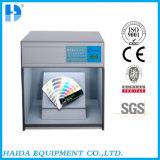 Automatischer Farben-Einschätzungs-Schrank für Gewebe/Gewebe-Prüfung