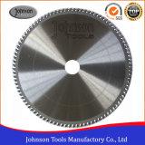 110-500mm Tct lâminas de serra circular para alumínio com Tcg Digite