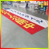 Bandiera della flessione del PVC Backlit getto di inchiostro solvibile, bandiera del PVC del vinile