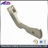 Pièces en aluminium de usinage de commande numérique par ordinateur de précision d'OEM pour l'équipement médical